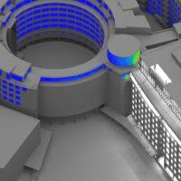 GIA BBC Television Centre Daylight and Solar Design