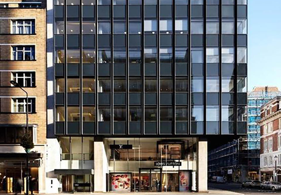 190-192 Sloane Street - GIA - Gordon Ingram Associates