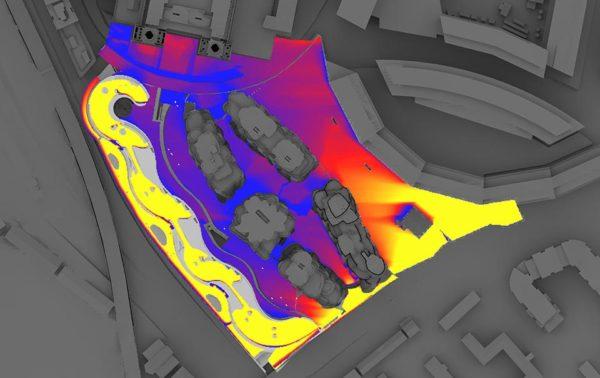 Battersea Power Station GIA Overshadowing