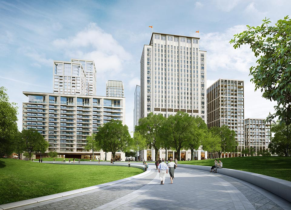 GIA Daylight and Sunlight for Shell Centre / Southbank Place