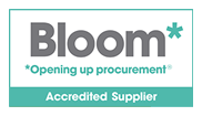 GIA is a Bloom Accredited Supplier