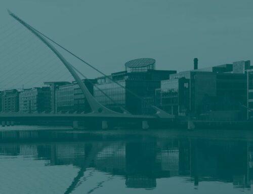 We're in Dublin!